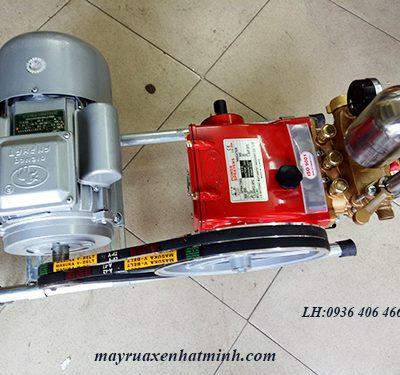 máy rửa xe dây đai đài loan