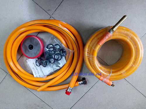 Bộ máy rửa xe dây đai HL45