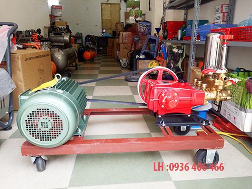 bộ rửa xe dây đai hl120