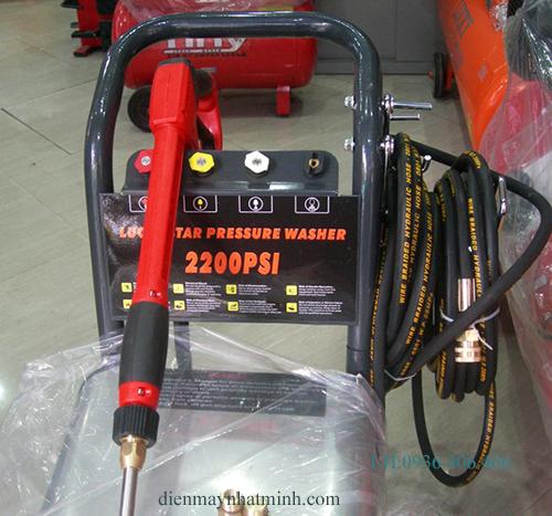 Máy rửa xe cao áp 3600PSI - 380V