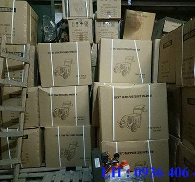 Nhật Minh nhà phân phối máy rửa xe lucky số 1 tại việt nam