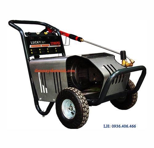 Bộ thiết bị rửa xe ô tô cao áp 3200PSI/380