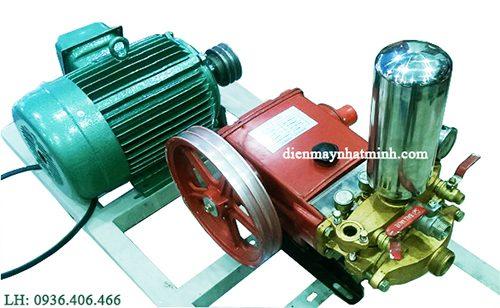 bộ thiết bị rửa xe ô tô dây đai HL120