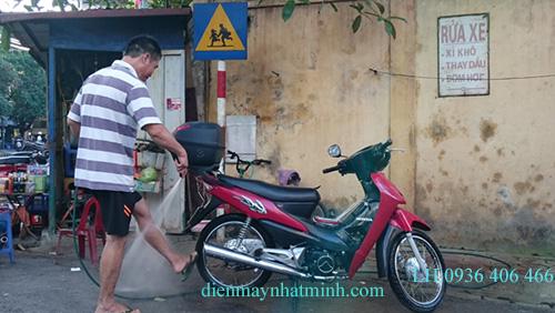 Bộ rửa xe máy HL30AB