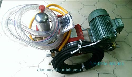 máy rửa xe dây đai HL80 -2