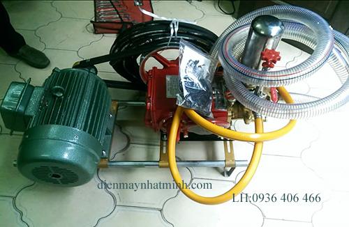 máy rửa xe dây đai HL80 -1