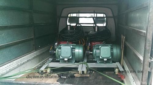 máy rửa xe dây đai HL80 -3