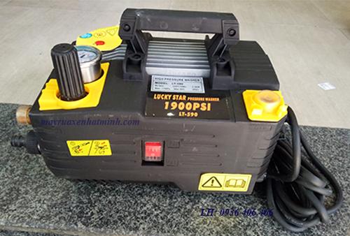 máy rửa xe mini gia đình cao áp lt590-1