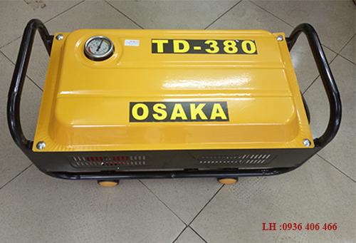 máy rửa xe mini gia dinh td 380