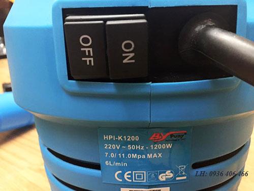 máy xịt rửa điều hòa máy lạnh puny