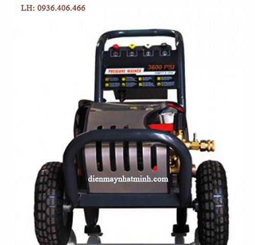 bán máy rửa xe cao áp tại Hòa Bình
