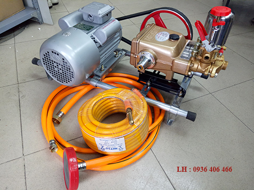 bán máy rửa xe dây đai tại Tuyên Quang