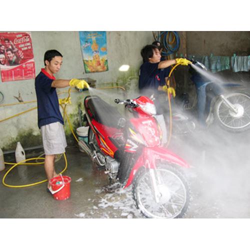 bán máy rửa xe máy tại Hải Phòng