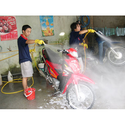 bán máy rửa xe máy tại Bắc Kạn