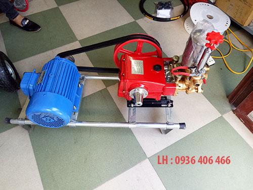 bộ máy rửa xe dây đai HL80
