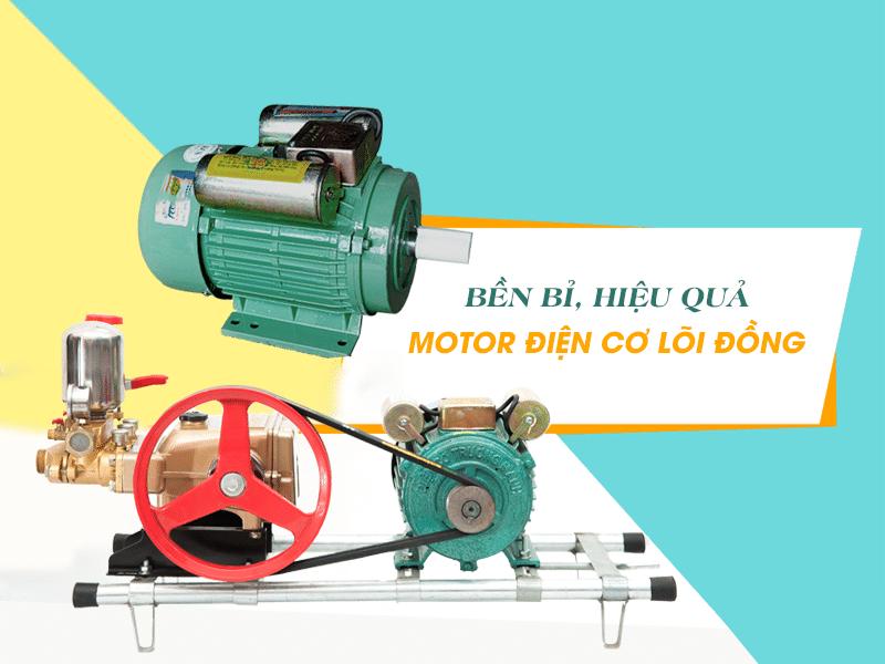 Cấu tạo của máy rửa xe dây curoa bán chạy hiện nay