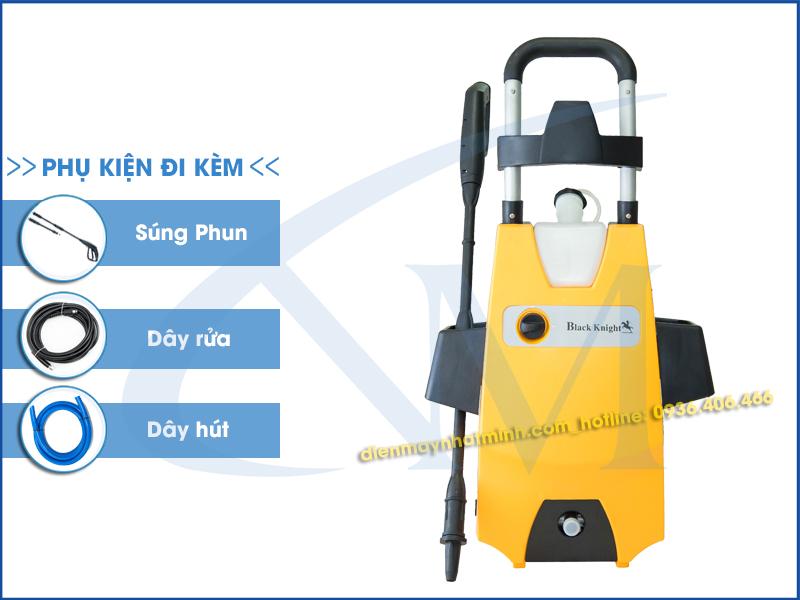 Khuyến mại phụ kiện máy rửa xe mini Black Knight 6230T