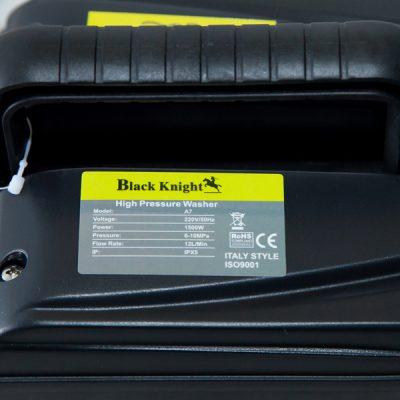 Thông tin máy rửa xe mini Black Knight A7