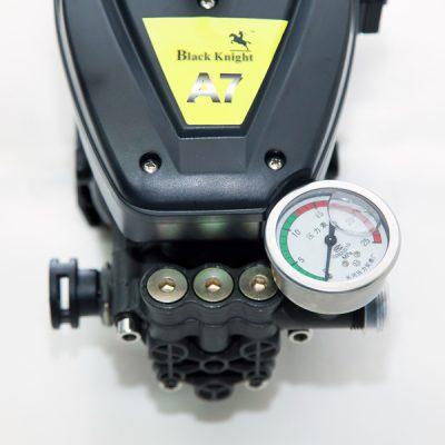 Đồng hồ áp máy rửa xe mini Black Knight A7