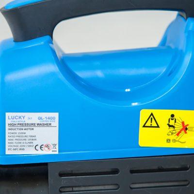 Thông số kỹ thuật máy rửa xe mini Lucky Jet QL-1400