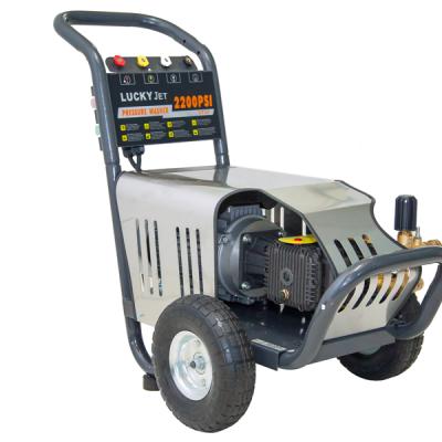 Mặt nghiêng máy rửa xe cao áp TT30