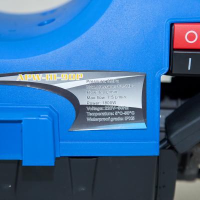 Thông số máy rửa xe mini Lucky Jet APW-HI-90P