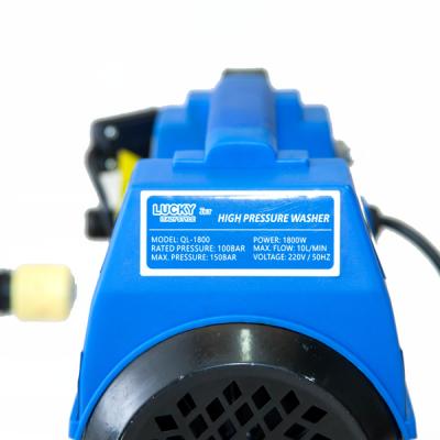 Thông gió máy rửa mini Lucky Jet QL-1800