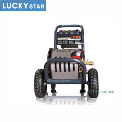 máy rửa xe máy ô tô cao áp luckystar