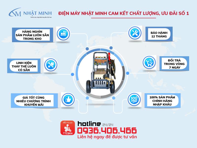 liên hệ mua máy rửa xe cao áp