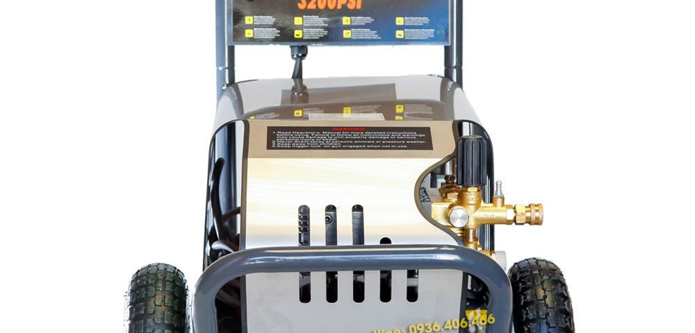 Máy rửa cao áp 3200PSI