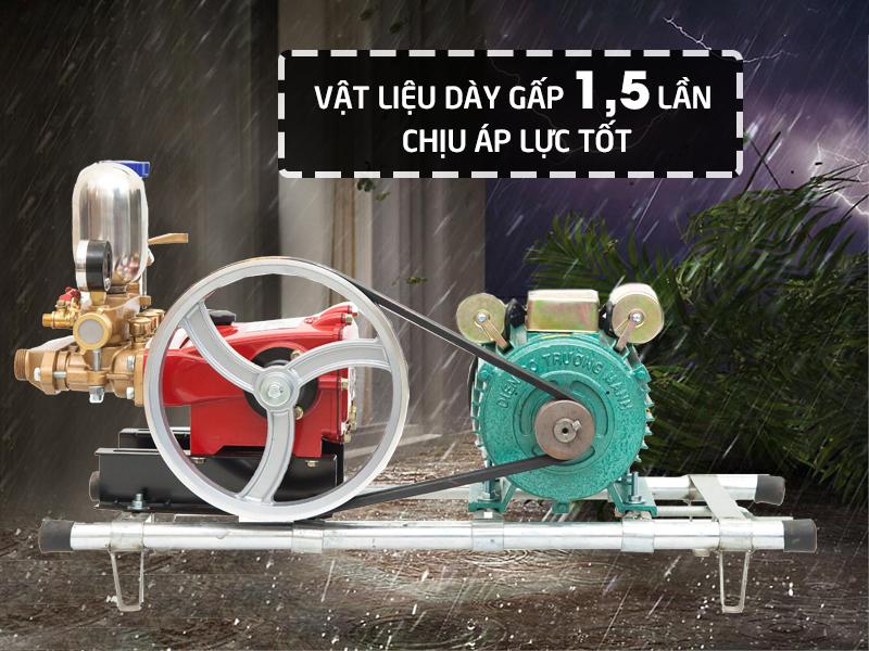 Máy rửa xe dây đai giá rẻ Đài Loan Ls30 độ bền cao