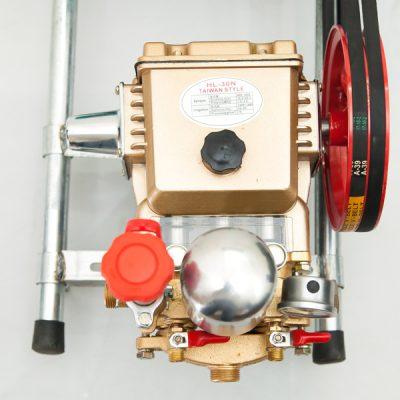 Thông số kĩ thuật đầu máy rửa xe HL30