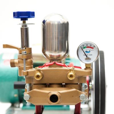 Đồng hồ cùng bình áp, đầu máy rửa xe LS22