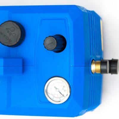 Đồng hồ và van chỉnh áp máy rửa sunny