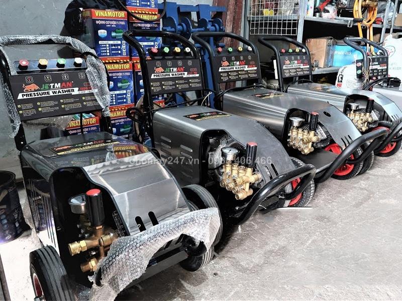 bán giá náy rửa xe Jetman chính hãng rẻ nhất