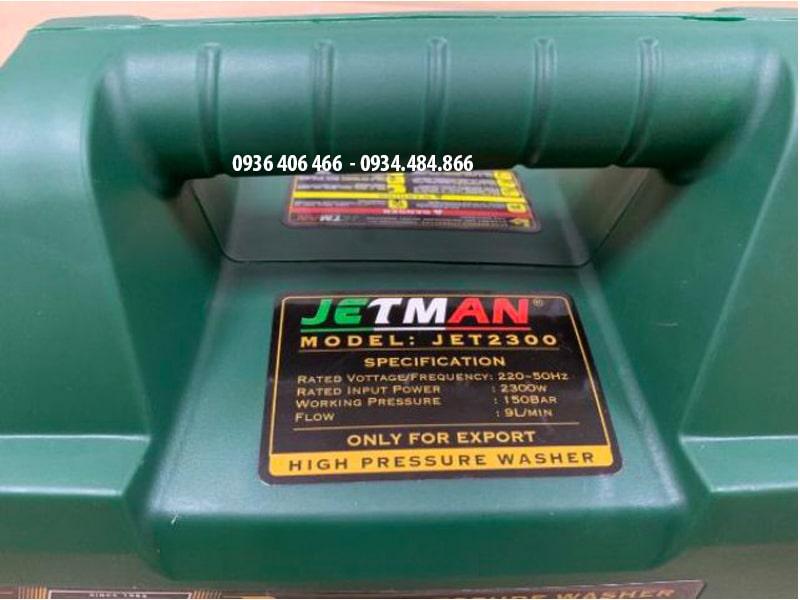 Máy nén khí gia đình Jetman công suất lớn 2300W