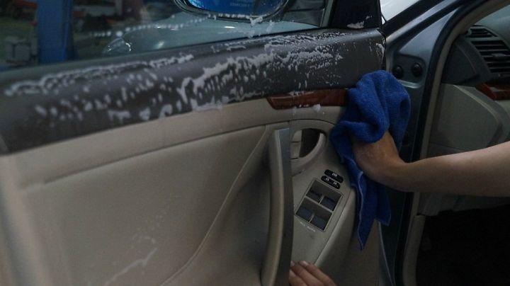 Tự tay chăm sóc, vệ sinh ô tô tại nhà đúng cách